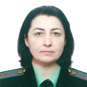 Судебный пристав Дзуцева В.В.