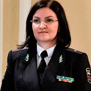 Судебный пристав Лашкова А.Е.